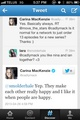 Carina Mackenzie tweets about Nian  - ian-somerhalder-and-nina-dobrev photo