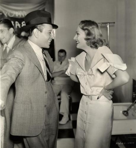 Carole Lombard & George bè, cái bè, chiếc bè