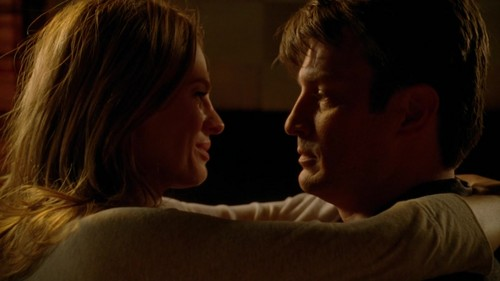 Caskett 5x22 Screencaps