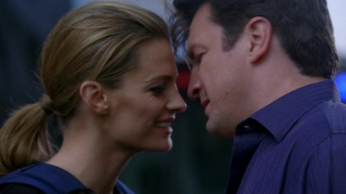 Caskett wallpaper titled Caskett 5x22 Screencaps