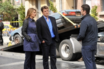 kastil, castle - Episode 5.23 - The Human Factor - Promotional foto