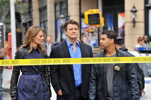 istana, castle - Episode 5.23 - The Human Factor - Promotional foto-foto