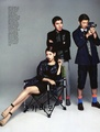 Casts of Rock,paper&amp;scissors in Sure May mag - park-shin-hye photo