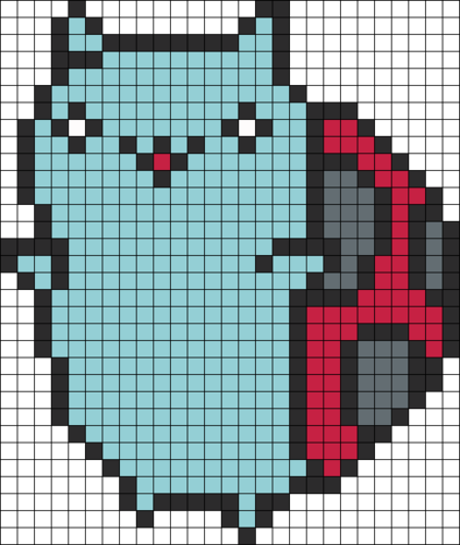 Catbug pattern - catbug Fan Art