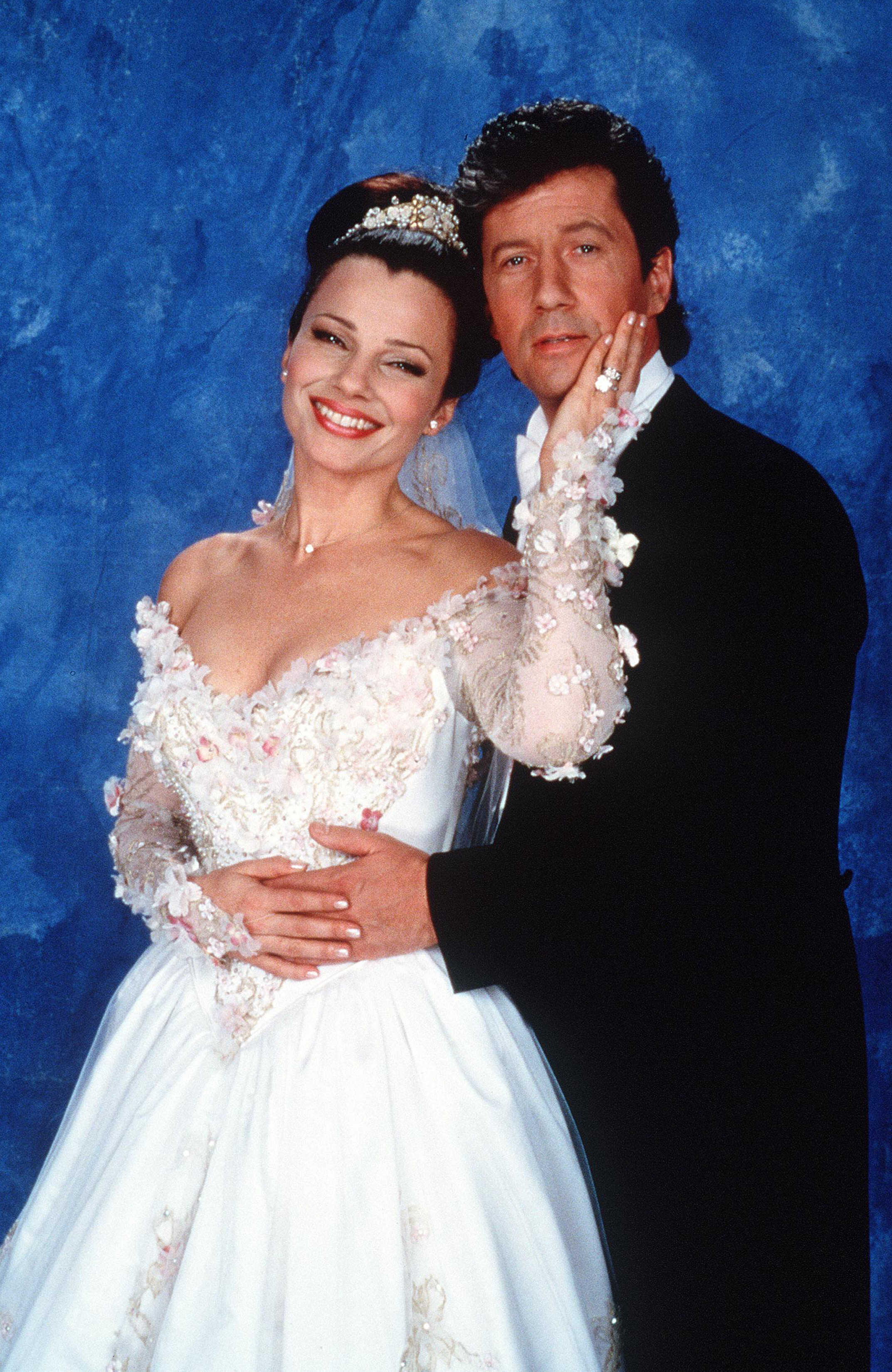 fran drescher and charles shaughnessy relationship