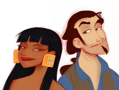 Chel and Tulio