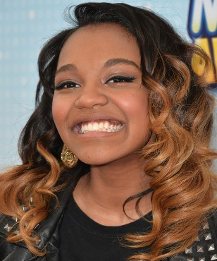 China Anne Mcclain-Radio Disney Musik Awards 2013