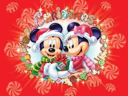 Mickey souris fond d'écran probably with a bouquet and a hard Candy called Christmas Card :)