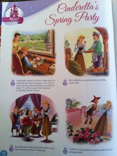 Cinderellas Spring Party
