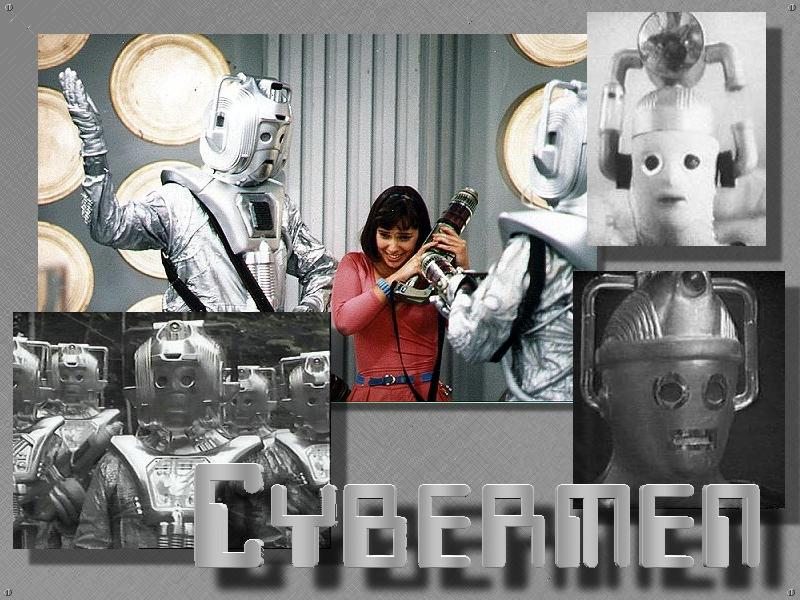 classic cybermen - photo #16