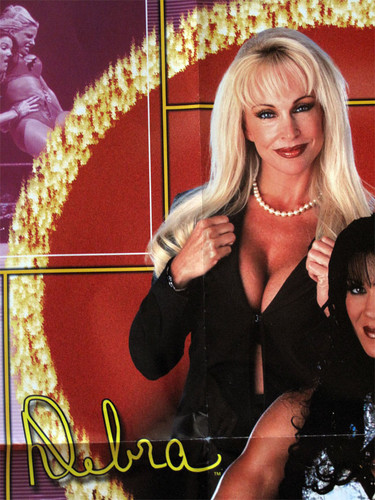 Classic Debra - Poster