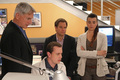 Cote de Pablo (Ziva David) NCIS 10x23 Double Blind episode stills - cote-de-pablo photo