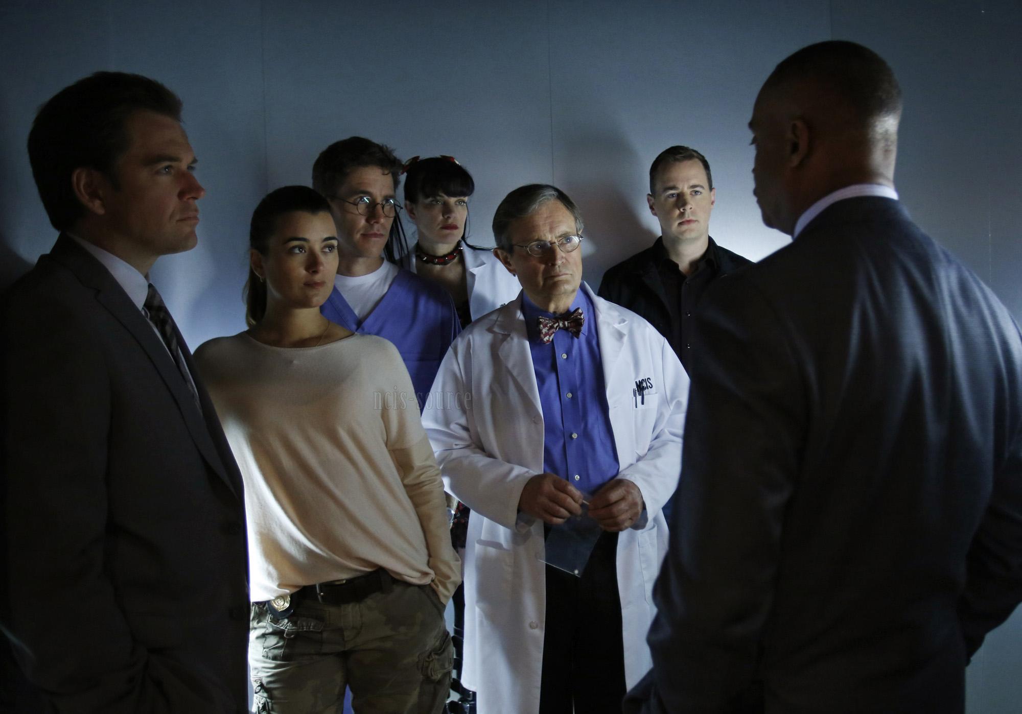 Cote de Pablo (Ziva David) NCIS Enquêtes spéciales 10x24 Damned If toi Do - episode stills