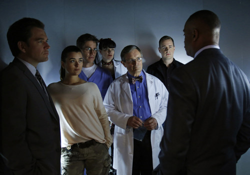 Cote de Pablo (Ziva David) NCIS 10x24 Damned If u Do - episode stills