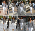 Cote de pablo visits Extra!  - cote-de-pablo photo