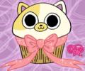 杯形饼, 蛋糕 Cake the cat