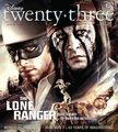 D23 Magazine cover - the-lone-ranger photo