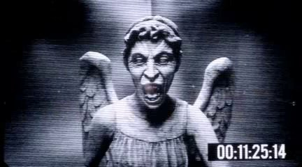 doctor who fondo de pantalla entitled DON'T BLINK
