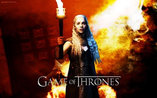 Daenerys Targaryen 바탕화면
