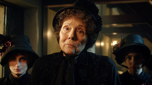 Dame Diana in Dr Who