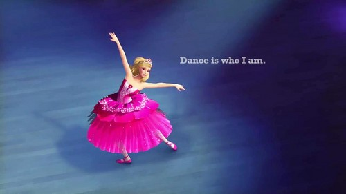 Dance is who I am...