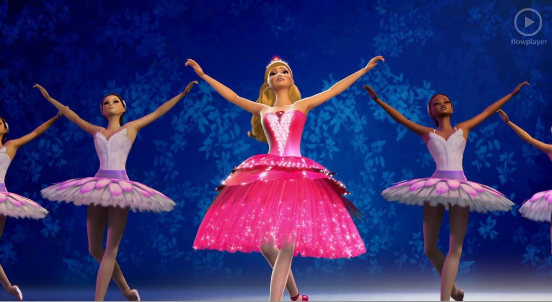 Barbie In The Pink Shoes Wallpaper Kristyn
