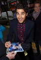 Darren Criss enters the 'Today Show' studios - darren-criss photo