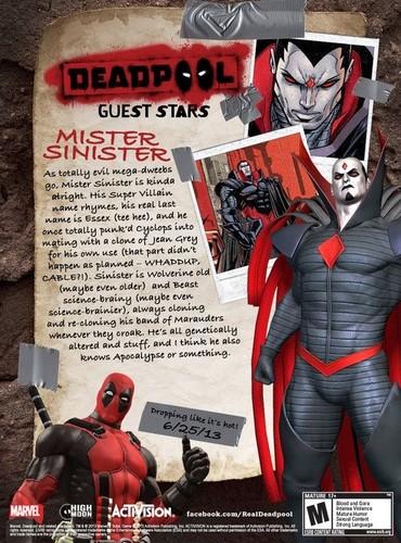 Deadpool Guest Stars