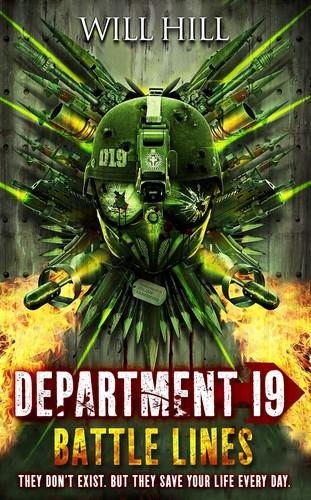 Department 19 Battle Lines Cover