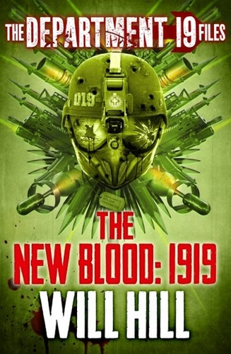 Department 19 Files The New Blood: 1919