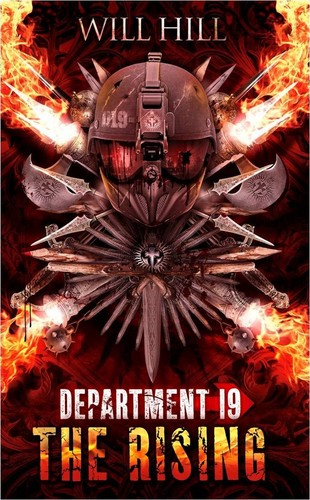 Department 19 The Rising Variant Covers