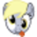 Derpy being Derpy - my-little-pony-friendship-is-magic icon
