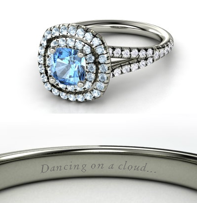 Disney Engagement Ring - Lọ lem