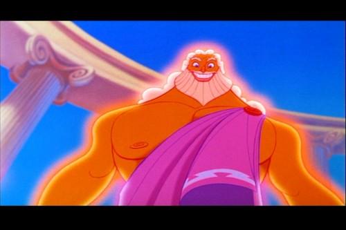 迪士尼 Hercules