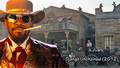 movies - Django Umchained  2012 wallpaper