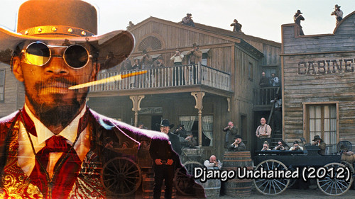 Django Umchained 2012