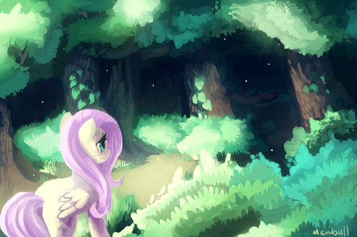 Everfree Forest