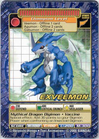 Exveemon