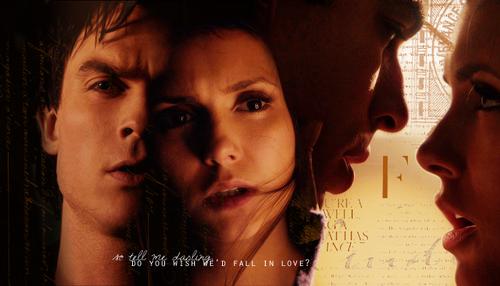 Fall in Любовь