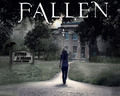 Fallen Movie Poster - fallen-by-lauren-kate fan art