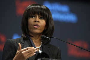 First Lady, Michelle Obama