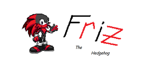 Friz The Hedgehog