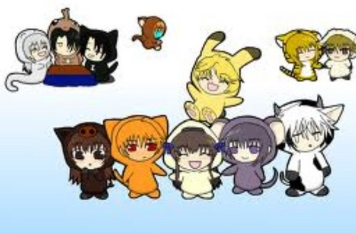 Fruits basket family