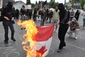G20 vancouver protesters - canada photo