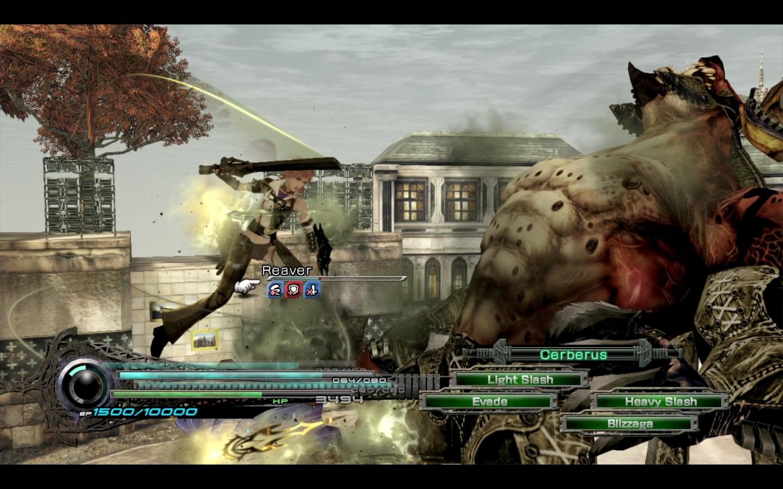 Lightning Returns Final Fantasy XIII GameplayFinal Fantasy Xiii Gameplay
