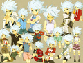 Gazelle... Gazelle.. Gazelle everywhere!!  - inazuma-eleven photo
