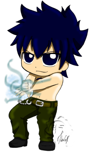Gray the chibi