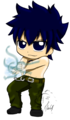 Gray the Chibi - gray-fullbuster photo
