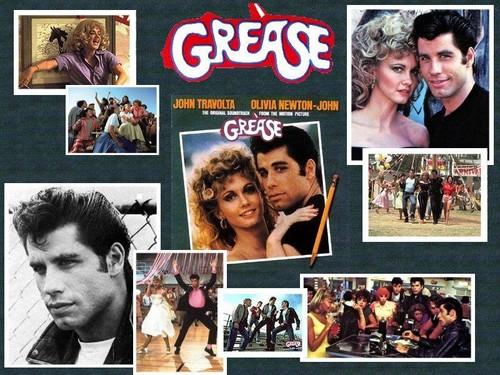 vaselina la película fondo de pantalla containing anime titled Grease