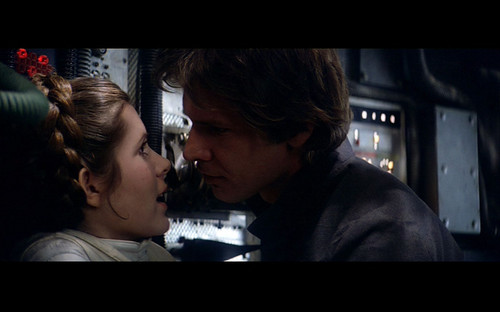 Han Solo & Leia